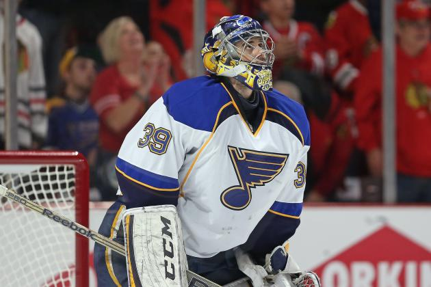 Stock Watch for Impending Free Agents in 2014 NHL Playoffs