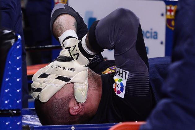 Ranking the 10 Injuries That Had the Biggest Impact on the La Liga Season