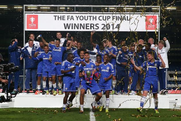 5 Chelsea Youngsters Who Impressed in FA Youth Cup Victory