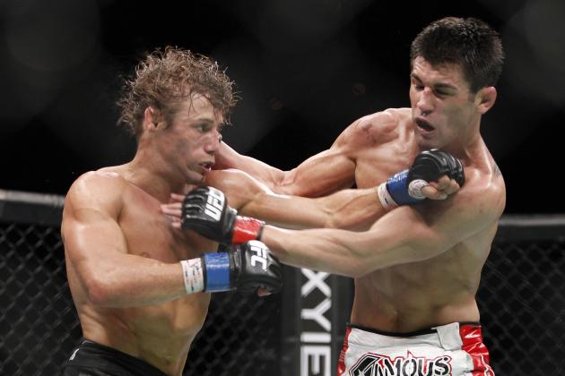 Urijah Faber: 5 Fights We'd Love to See the California Kid Take