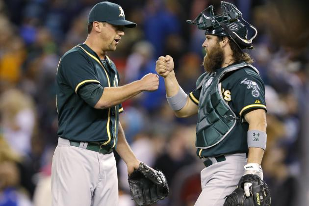 Oakland A's: 5 Things to Look for in Series vs. Seattle Mariners