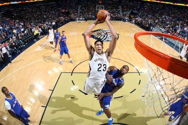 Building the Ultimate Highlight Reel from New Orleans Pelicans' Regular Season