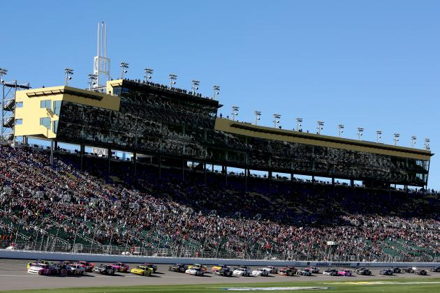 Biggest NASCAR Storylines to Watch Ahead of Sprint Cup Series at Kansas