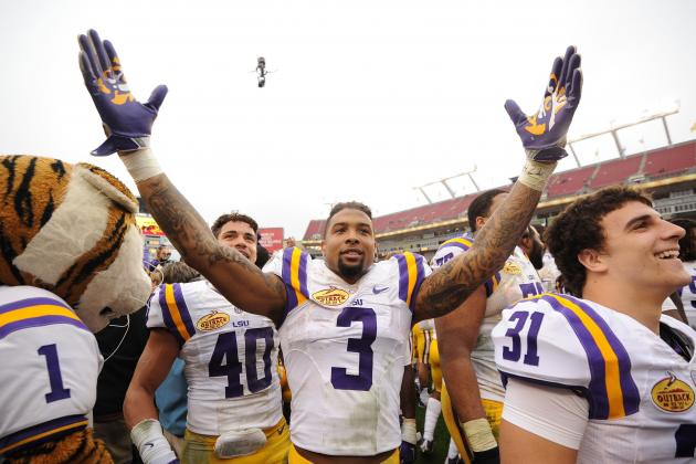 LSU Football: 2014 NFL Draft Tracker, Analysis and Results