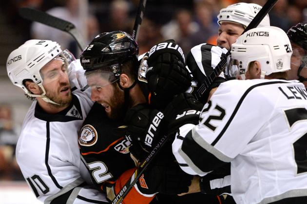 Los Angeles Kings' 5 Biggest Questions in Playoff Series vs. Anaheim Ducks