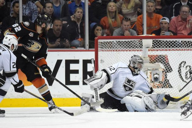 LA Kings vs. Anaheim Ducks: Biggest Takeaways from Game 2