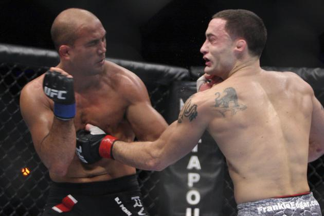 Frankie Edgar vs. BJ Penn: Early Head-to-Toe Breakdown