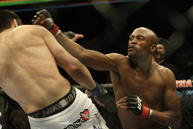5 Fights for Anderson Silva to Take Upon His Return