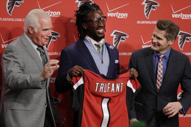 Atlanta Falcons 2014 Draft Picks: Results, Analysis and Grades