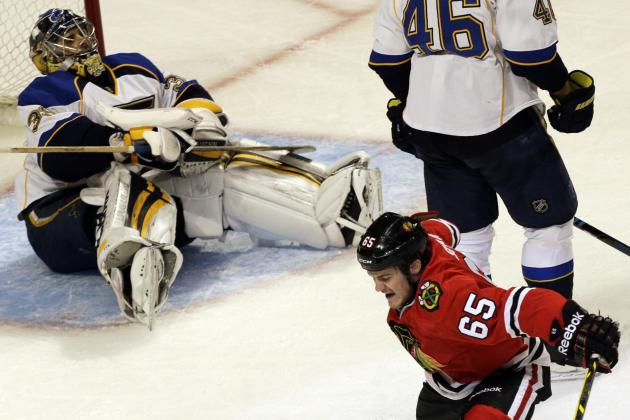 Ranking the Worst Mistakes of the 2014 NHL Playoffs so Far