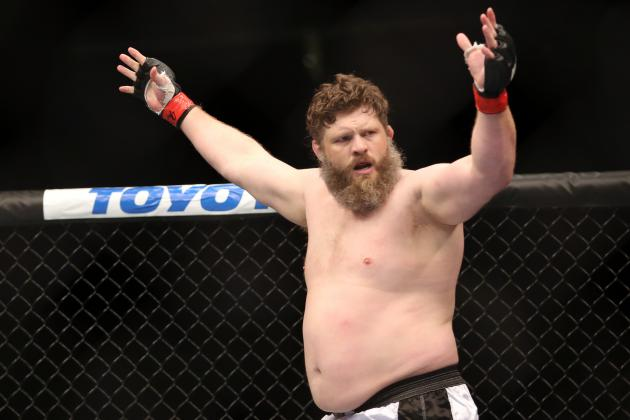 10 Best MMA Knockouts Through First 4 Months of 2014