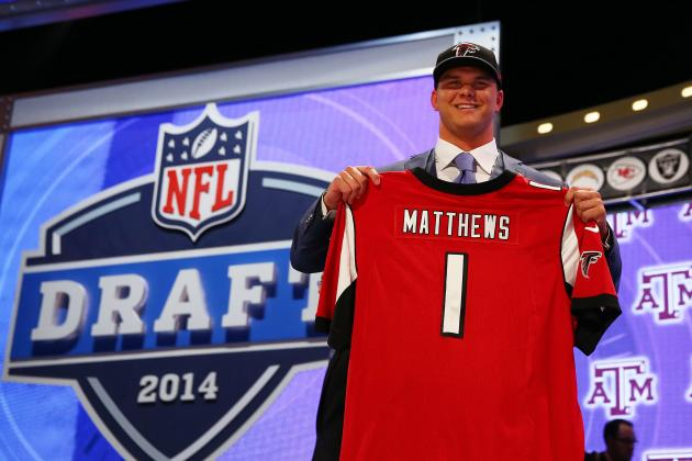 Breaking Down Atlanta Falcons' Roster After the 2014 NFL Draft