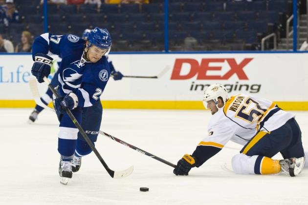 Ranking the Top 10 Contenders for the 2014-15 Calder Trophy