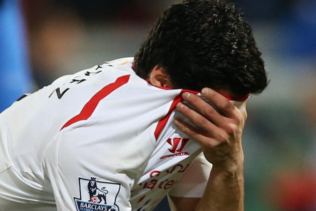 Liverpool and 20 Dramatic Collapses in World Football