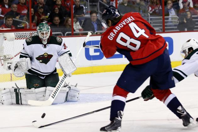 4 Washington Capitals Likeliest to Be Playing Elsewhere in 2014-15