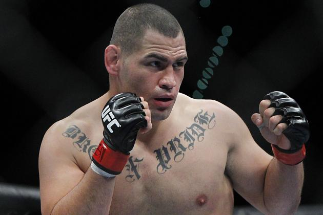 B/R MMA 125: Ranking the Top 15 Heavyweights in Mixed Martial Arts