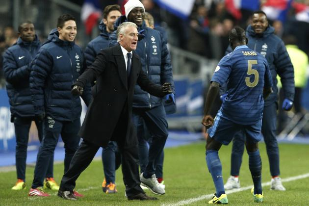 10 Uncapped Players France Boss Didier Deschamps Must Consider for the World Cup
