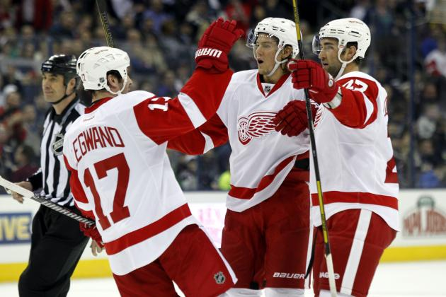 Detroit Red Wings Likeliest to Be Playing Elsewhere in 2014-15
