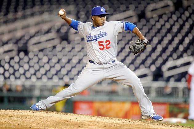 Stock Up, Stock Down for Los Angeles Dodgers' Top 10 Prospects for Week 5