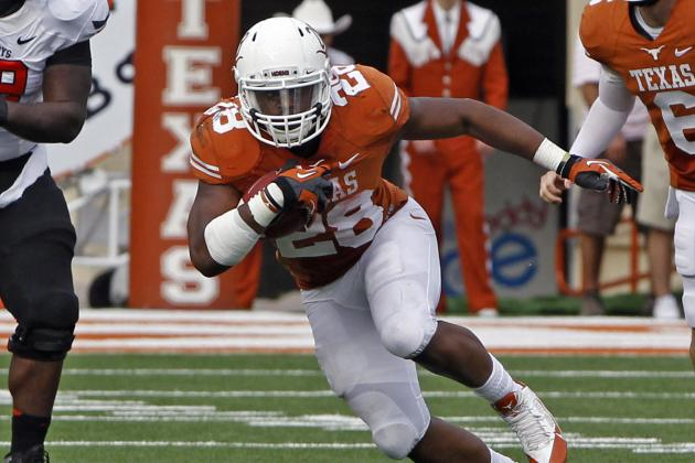 Big 12 Football: 5 Top Performers from Spring Practice