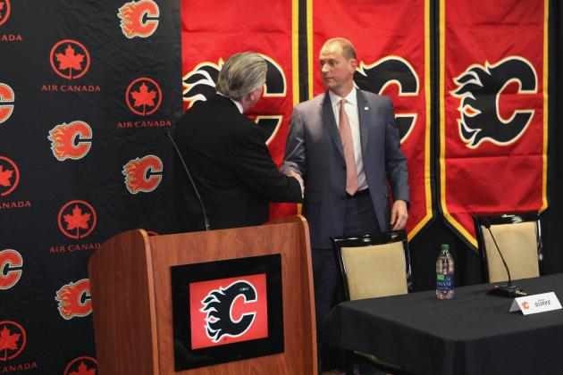 Top 5 Offseason Priorities for New Calgary Flames General Manager Brad Treliving