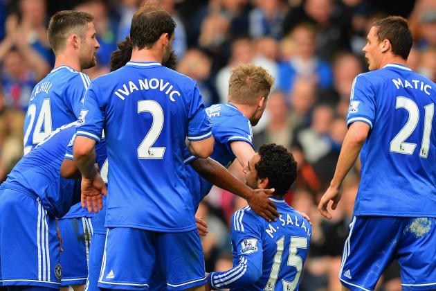 Power Ranking Every Chelsea Player from the 2013/14 Premier League Season