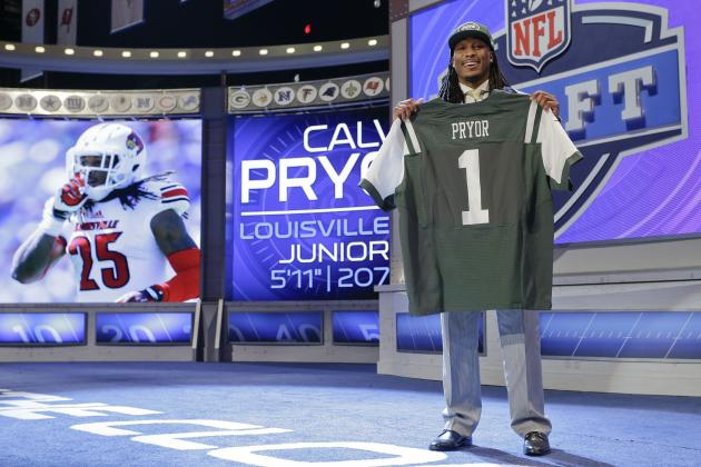 New York Jets Draft Picks: Results, Analysis and Grades
