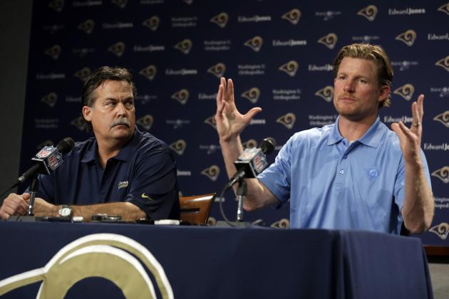 St. Louis Rams' Draft Picks: Results, Analysis and Grades
