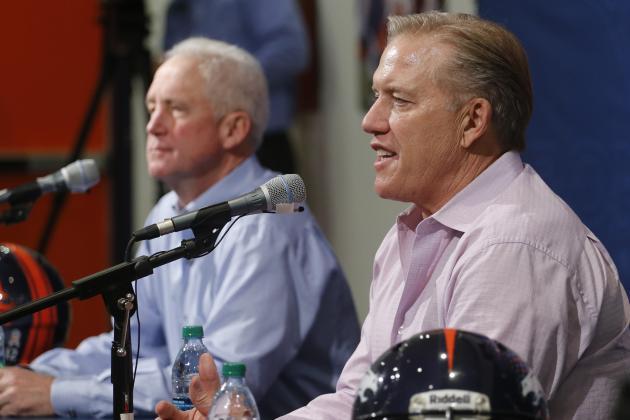 Denver Broncos 2014 Draft Picks: Results, Analysis and Grades