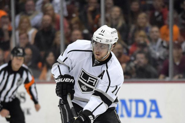 Ranking the Top Conn Smythe Candidates in the 2014 NHL Playoffs