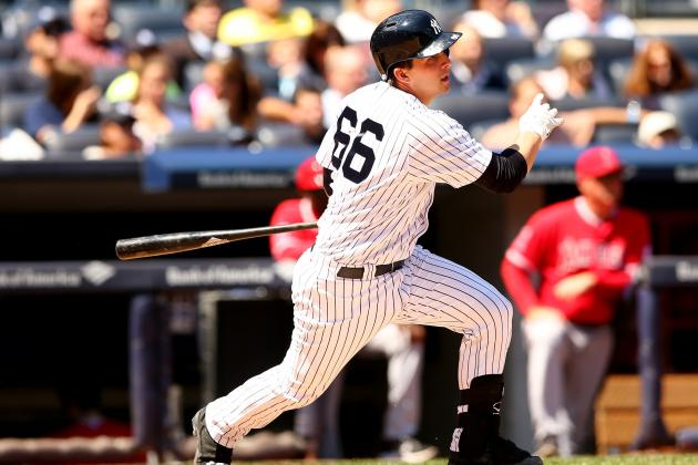Stock Up, Stock Down for New York Yankees' Top 10 Prospects for Week 5
