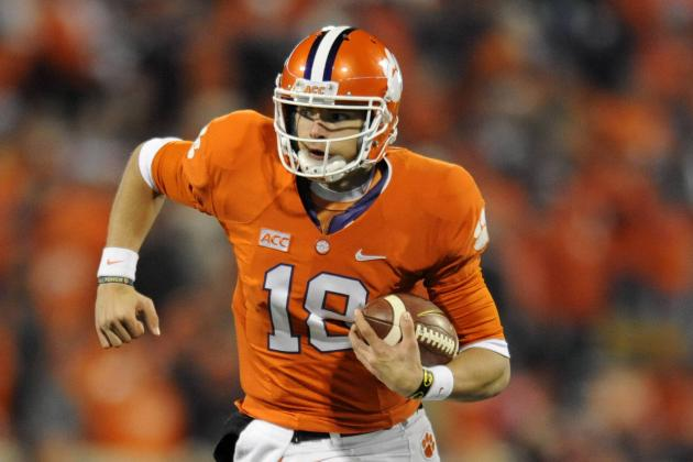 Clemson Football: Power Ranking the Tigers' 10 Best Offensive Weapons for 2014