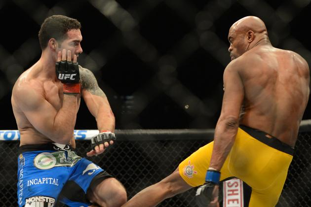 A Look at the Top UFC Champs and Contenders on the Shelf with Injury