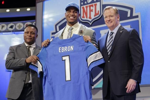 Detroit Lions Draft Picks: Results, Analysis and Grades