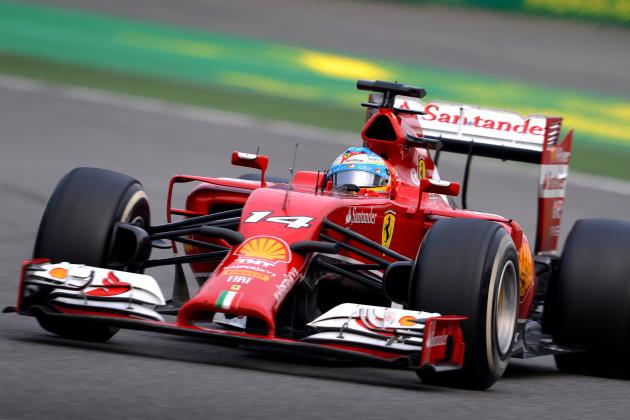 Spanish Grand Prix 2014 Preview: Start Time, TV Info, Weather, Schedule, Odds