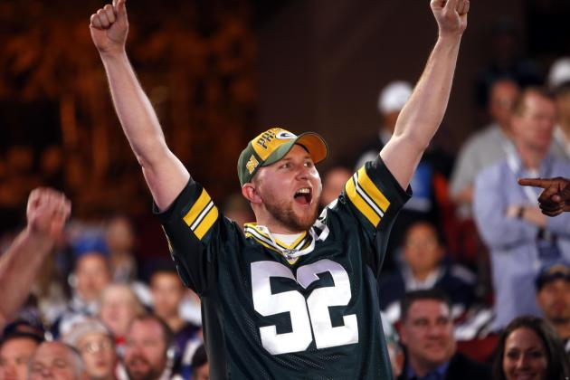 Packers 2014 Draft Picks: Results, Analysis and Grades