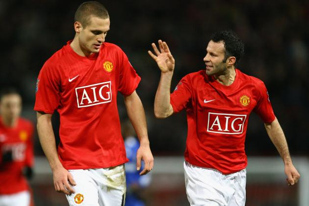 Giggs, Vidic and 20 Premier League Players Potentially Bidding Farewell to Clubs