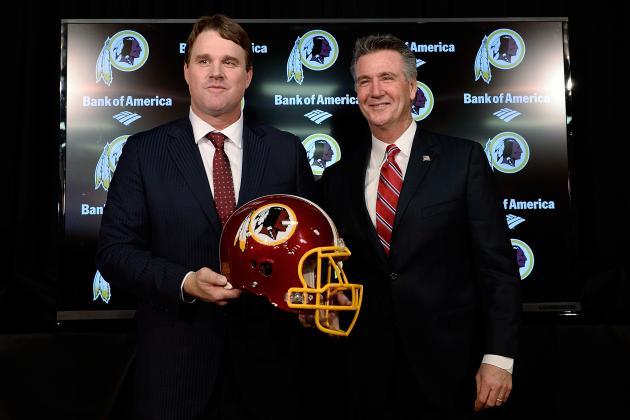 Washington Redskins 2014 Draft Picks: Results, Analysis and Grades