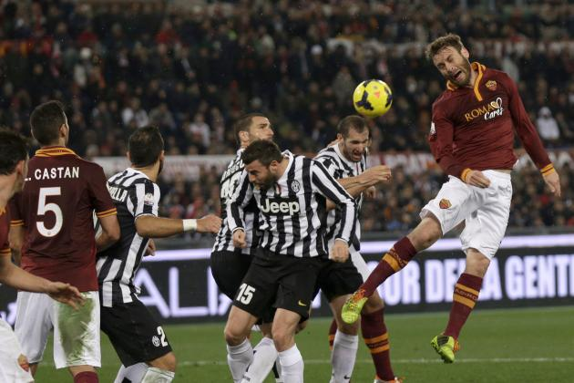 Picking a Combined AS Roma-Juventus XI