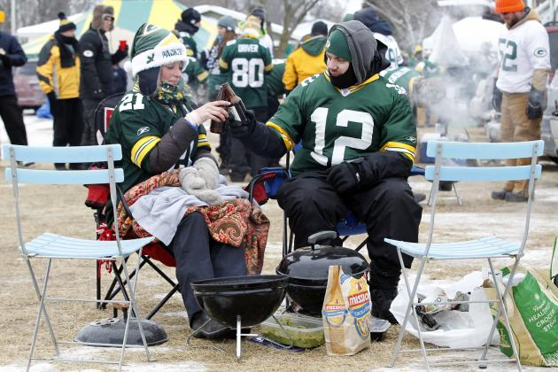Ranking the Best Sports for Tailgating