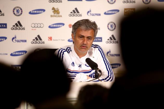 5 Issues Jose Mourinho Must Resolve at Chelsea