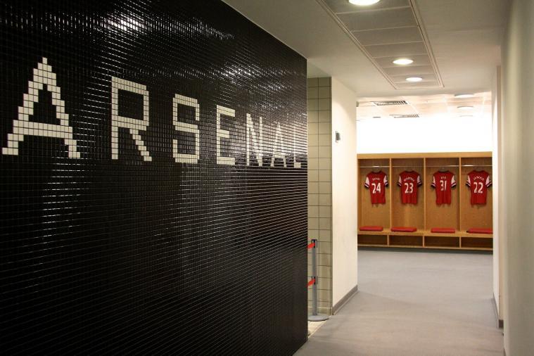 Inside Arsenal's Emirates Stadium: B/R Photos Exclusive