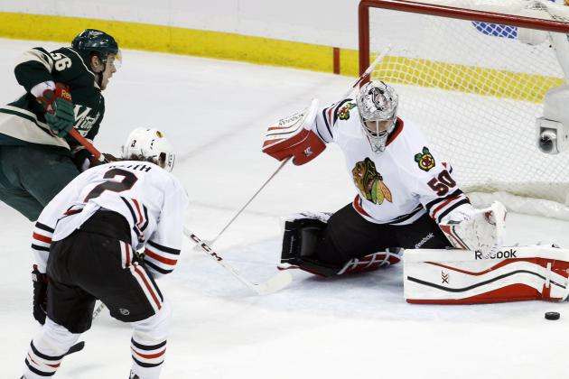 Chicago Blackhawks vs. Minnesota Wild: Biggest Takeaways from Game 3