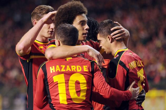Belgium 2014 FIFA World Cup Squad: Player-by-Player Guide