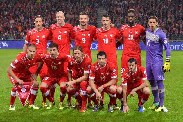 Switzerland 2014 FIFA World Cup Squad: Player-by-Player Guide
