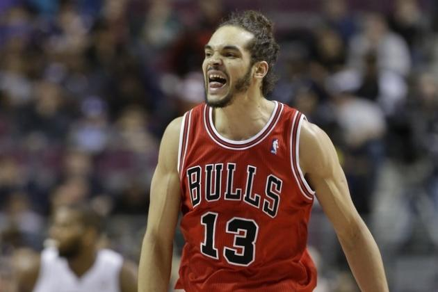 Greatest Moments from Joakim Noah's Season with Chicago Bulls