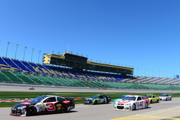 Complete Preview and Prediction for 2014 NASCAR Sprint Cup Series at Kansas