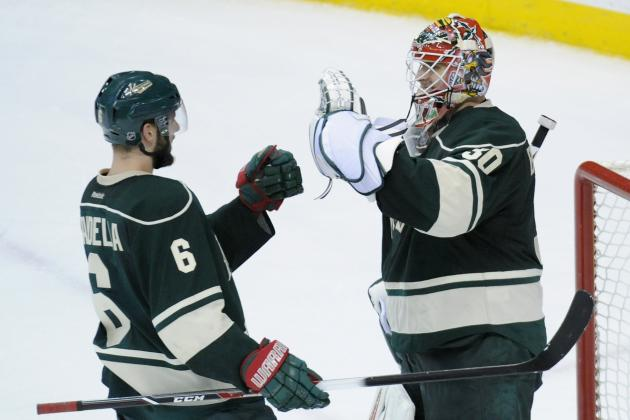 Minnesota Wild's 5 Biggest Concerns in Playoff Series vs. Chicago Blackhawks