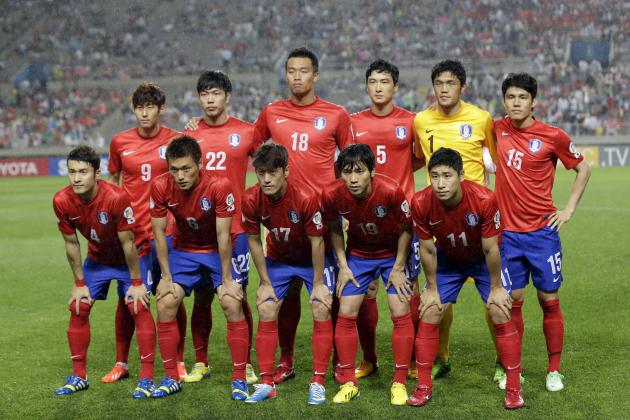 South Korea 2014 FIFA World Cup Squad: Player-by-Player Guide