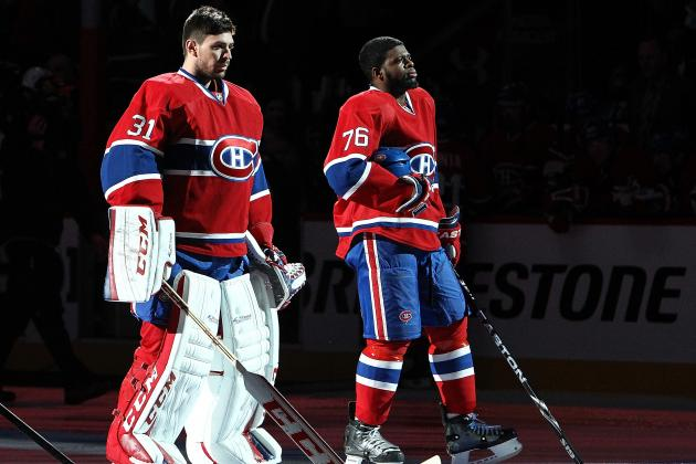 Stock Up, Stock Down for Montreal Canadiens Stars in 2014 NHL Playoffs